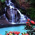 Waterfall by Bernice Asantewaa