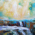 Waterfalls 2 by Becky Kim
