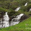Waterfalls Galore by Charles Kozierok