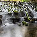 Waterfalls In Marlay Park by Semmick Photo