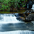 Waterfalls Of Carreck Creek by Optical Playground By MP Ray