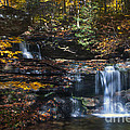 Waterfalls by Paul W Faust -  Impressions of Light
