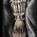 Waterford Crystal Shaving Brush 2 by Sherman Perry