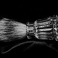 Waterford Crystal Shaving Brush by Sherman Perry