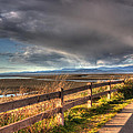 Waterfront Walkway by Randy Hall