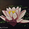 Waterlilly by Lois    Rivera