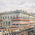Waterloo Place And Pall Mall by English School