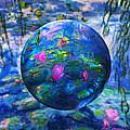 Lilly Pond by Robin Moline