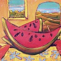 Watermelon For Two by Diane STEVENETT