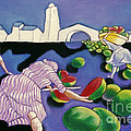 Watermelon Woman by William Cain