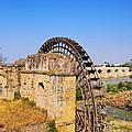 Watermill In Cordoba by Karol Kozlowski