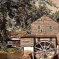 Watermill Two by Douglas Settle
