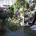 Waterway View Inside The Opryland Hotel In Nashville Tennessee In 2009 by Marian Bell