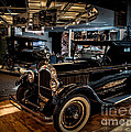 Watler P Chrysler Museum 2 by Ronald Grogan