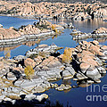 Watson Lake And The Granite Dells by Jim Chamberlain