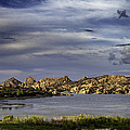 Watson Lake by James Bethanis