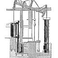 Watts Steam Engine, 1769 by Granger