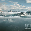 Watzmann Hochkalter Reiter Alpe by Alexander Kunz