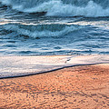 Wave After Wave by Edgar Laureano