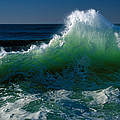 Wave Crashing On Pacific Coast, Oregon by Panoramic Images