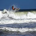 Wave Rider by Debbie Oppermann