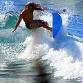 Wave Rider by Karen Wiles