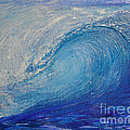 Wave Study by Shelley Myers
