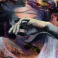 Wavering... by Dorina  Costras