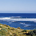 Waves Breaking On The Beach, Western by Panoramic Images