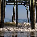 Waves Crash In by Chris Flees