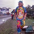 Wavy Gravy At Woodstock by Chuck Spang