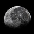 Waxing Moon by Nila Newsom