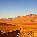 Way Open Road by Byron Varvarigos