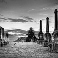 Waynesville Green Hill Cemetery by Craig Burgwardt