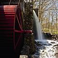 Wayside Grist Mill 2 by Dennis Coates