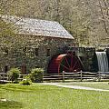 Wayside Grist Mill 6 by Dennis Coates