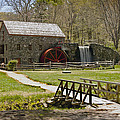 Wayside Grist Mill 8 by Dennis Coates