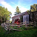 Wayside Inn Grist Mill by Toby McGuire