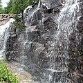 Wayside Waterfall - Acadia Np by Christiane Schulze Art And Photography