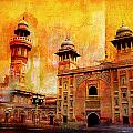 Wazir Khan Mosque by Catf