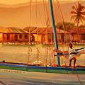 We Be Sailing by Sue  Darius