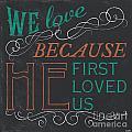 We Love.... by Debbie DeWitt