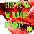 We Run Out Of Money by Meiers Daniel
