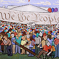 We The People by Anthony Falbo