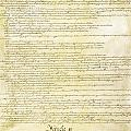 We The People Constitution Page 2 by Charles Beeler