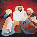 We Three Kings by Taiche Acrylic Art