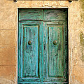 Weathed Museo Door by Kate McKenna