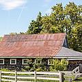Weathered Barn by Laura Duhaime