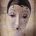 Weathered Doll Face by Garry Gay