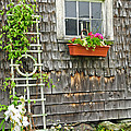 Weathered Maine Seacoast Barn by Expressive Landscapes Fine Art Photography by Thom